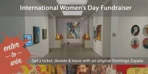 AMA New York International women's day fundraiser